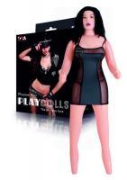 Надувная кукла-полисвумен с реалистичной головой