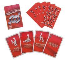 Игральные карты «Камасутра»