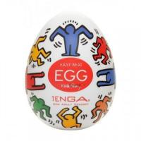 Мастурбатор Tenga Egg Keith Haring Dance
