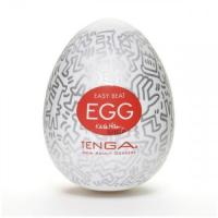 Мастурбатор Tenga Egg Keith Haring Party