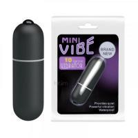 Вибропуля Baile Mini Vibe, черный