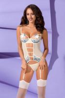 Корсеты Avanua Emma corset, Бежевый, S/M